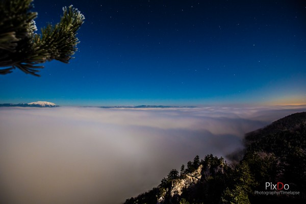 Nebel Türkensturz