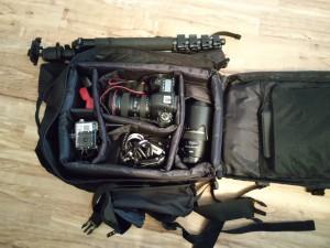 DIY Kamerarucksack um 60€