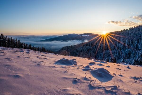 Sonnenaufgang Steyersberger Schwaig