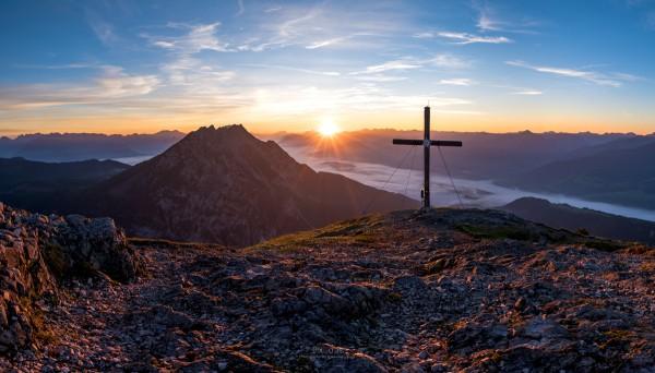 Sonnenaufgang Stoderzinken #2