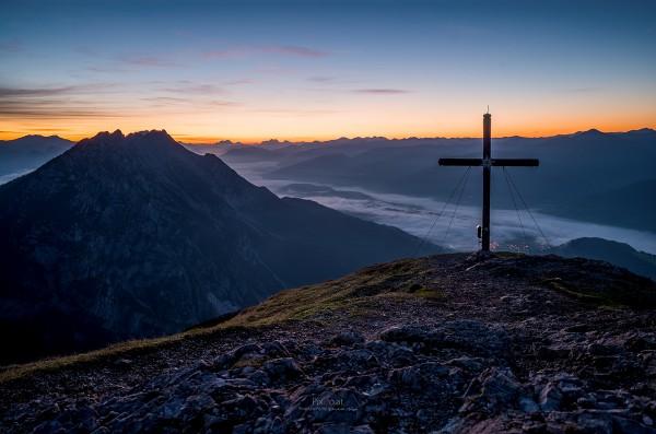 Sonnenaufgang Stoderzinken #1