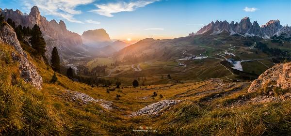 Grödner Joch, Südtirol