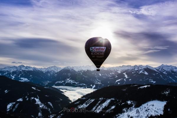 Ballonfahrt Salzburg